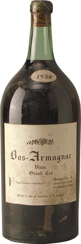 Armagnac 1934 Remazeilles (4086)