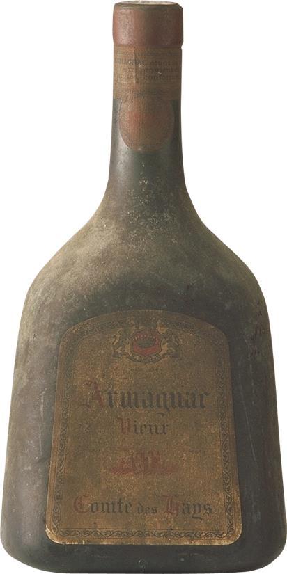 Armagnac 1893 Comte des Gays (1297)