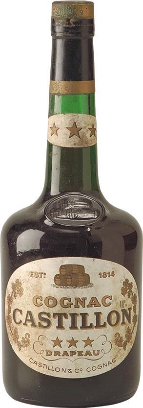 Cognac Castillon Three Star (4098)