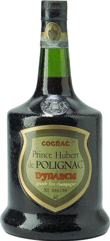 Cognac 1960 Prince Hubert de Polignac Dynastie (4138)