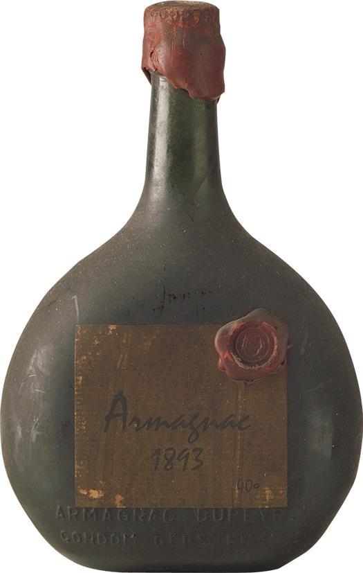 Armagnac 1893 Dupeyron J. (1302)