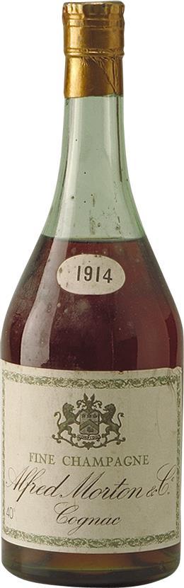 Cognac 1914 Alfred Morton & Co (4149)