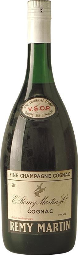 Remy Martin VSOP Cognac  2.5L Fine Champagne Bot.1970s (4156)