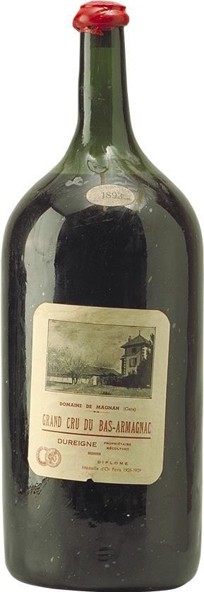 Armagnac 1893 Dureigne 2.5L (1303)