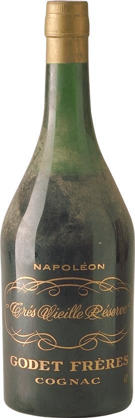 Cognac 1910 Godet Très Vieille (4162)