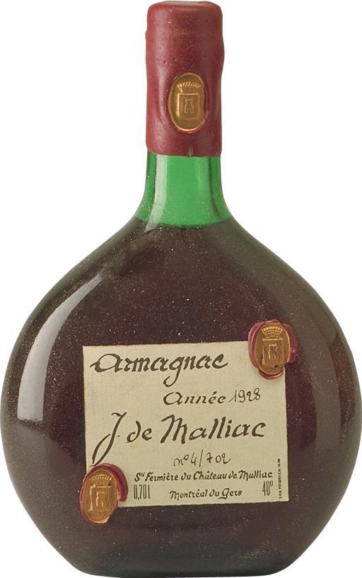 Armagnac 1928 Malliac