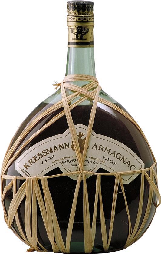 Armagnac NV Ed. Kressman & Co (4190)