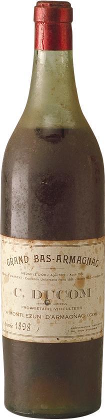 Armagnac 1898 Ducom C. (1311)