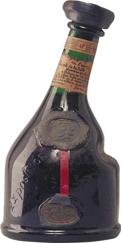 Armagnac 1937 Saint-Vivant de la salle, Vieille Réserve (4205)