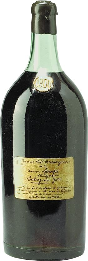 Armagnac 1900 Sempé 2.5L (4212)