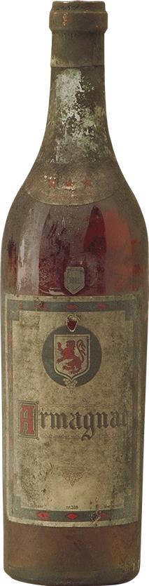 Armagnac 1902 Wetterwald, Three Stars (1312)