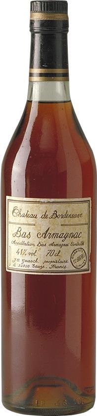 Armagnac NV Château de Bordeneuve (4247)