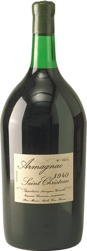 Armagnac 1940 Saint Christeau 2.5L (4254)