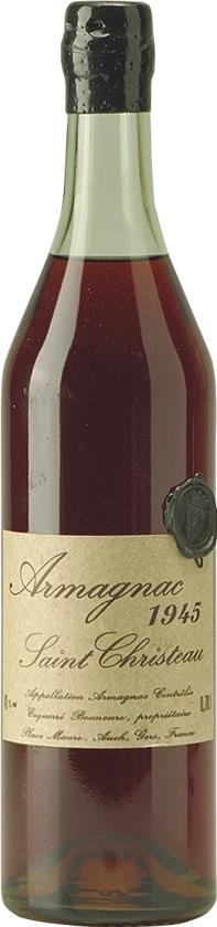 Armagnac 1945 Saint Christeau (4258)