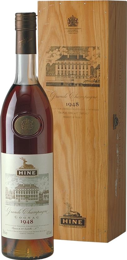 Cognac 1948 Hine Grande Champagne (4259)