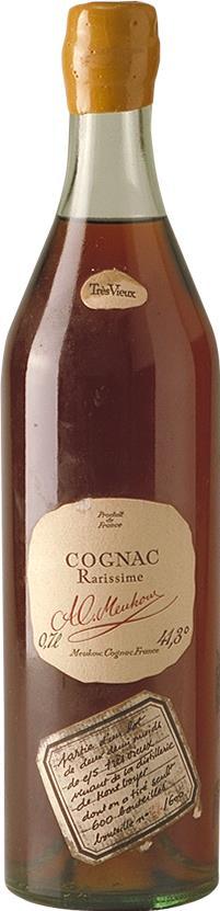 Meukow Cognac Rarissime Tres Vieux 0,7 l (4265)