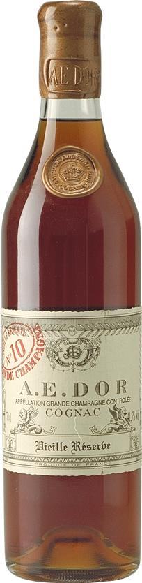 Cognac A.E. DOR Vieille Réserve No. 10 (4279)