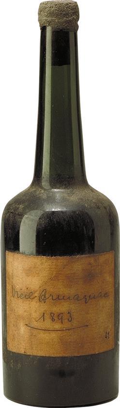 Armagnac 1893 Broussault & Cie (4281)