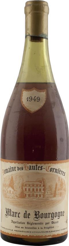 Marc 1949 Domaine des Hautes-Cornières (4289)