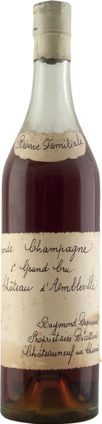 Cognac Raymond Ragnaud Réserve Familiale (4293)