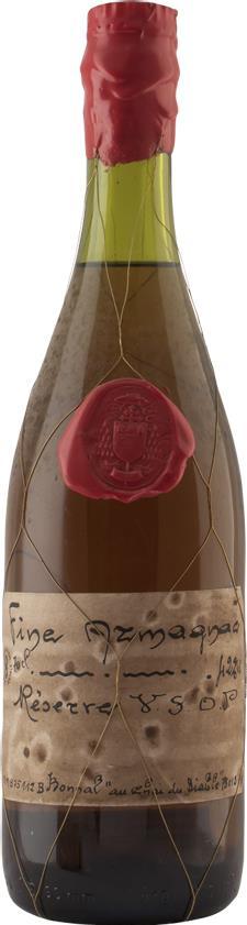 Armagnac NV Chai du Diable (4392)