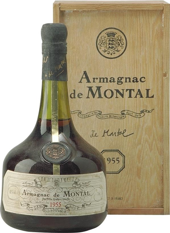 Armagnac 1955 De Montal (4429)