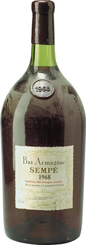 Armagnac 1968 Sempé 2.5L (4432)