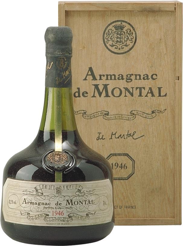 Armagnac 1946 De Montal (4442)