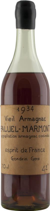 Armagnac 1934 Paluel-Marmont (4461)