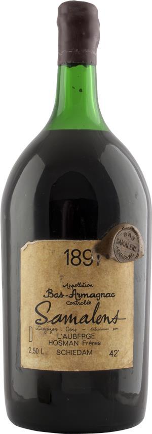 Armagnac 1891 Samalens 2.5L (4466)