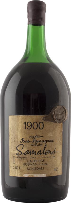 Armagnac 1900 Samalens 2.5L (4470)