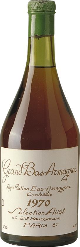 Armagnac 1970 Augé (4471)
