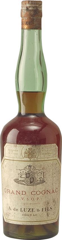 Cognac 1920 de Luze Grand Cognac VSOP (4481)