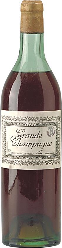 Cognac 1858 Nicolas Grande Champagne (4486)