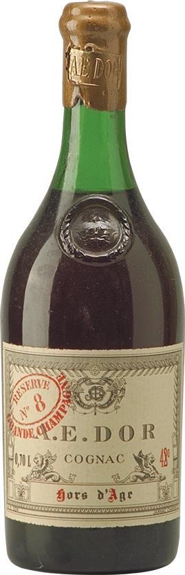 Cognac A.E. DOR Hors d'Age No. 8 (4491)