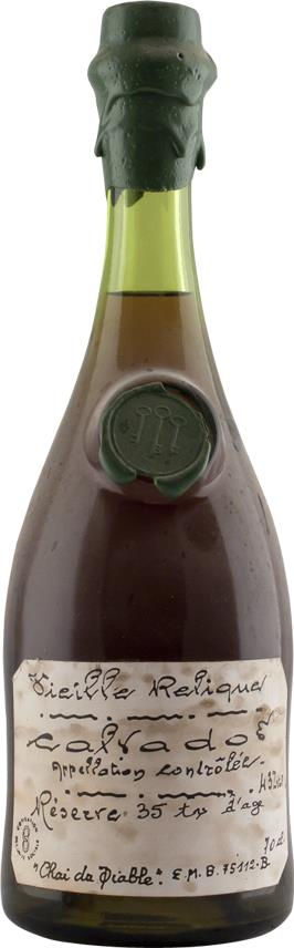 Calvados NV Chai du Diable (4524)