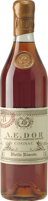 Cognac A.E. DOR Vieille Réserve No. 11 (4531)