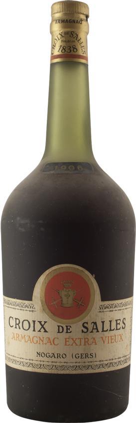 Armagnac 1906 Croix de Salles, Magnum (20136)
