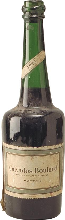 Calvados 1935 Boulard