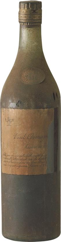 Armagnac 1916 Ed. Kressman & Co (1355)