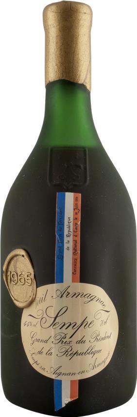 Armagnac 1965 Sempé (4560)