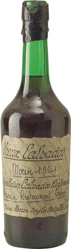 Calvados 1961 Morin (4563)