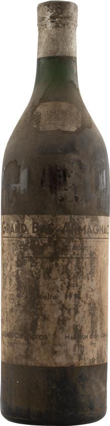 Armagnac 1918 Domaine Gachot (20141)
