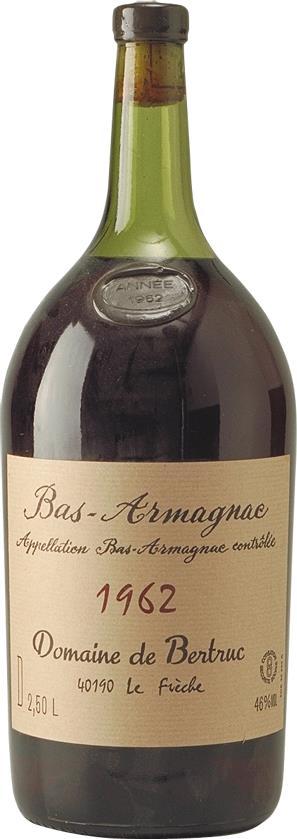 Armagnac 1962 Domaine de Bertruc (4598)