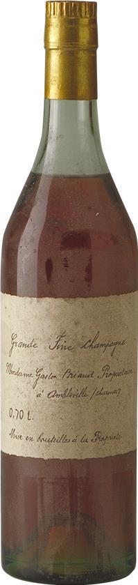 Cognac 1950 Gaston Briand (4608)