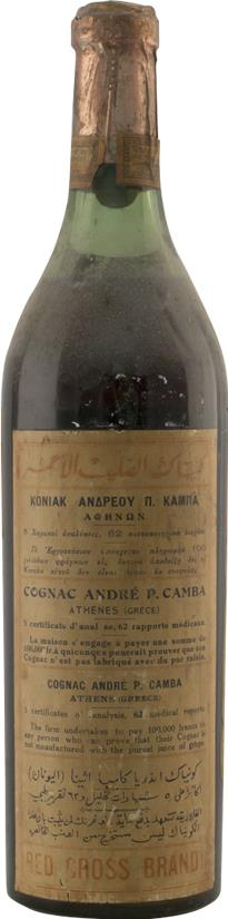 Cognac 1882 André P. Camba