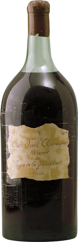 Armagnac 1930 Brand unknown, Pot (1372)