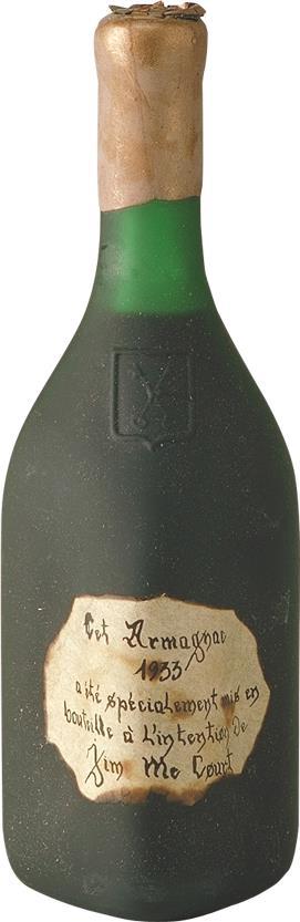 Armagnac 1933 Sempé (1373)