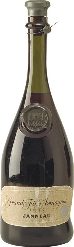 Armagnac 1935 Janneau Millesime (1375)