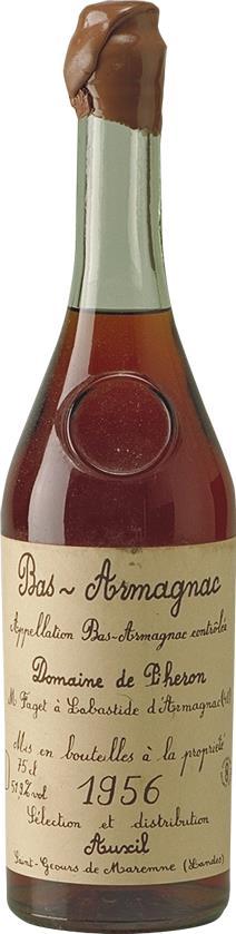 Armagnac 1956 Domaine de Piheron (4669)
